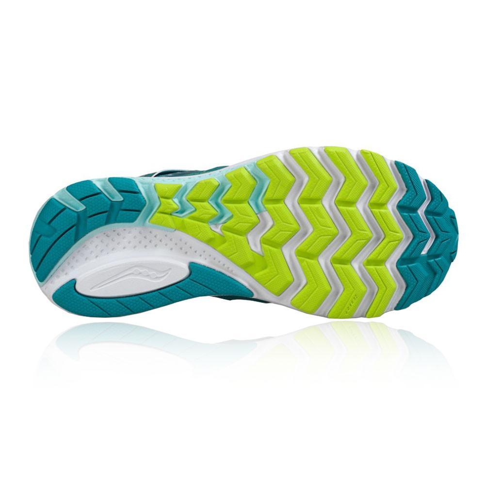 Saucony – Mujer Zealot Iso 2 Para Mujer Zapatillas De Running  – Ss17 Correr Verde/Azul