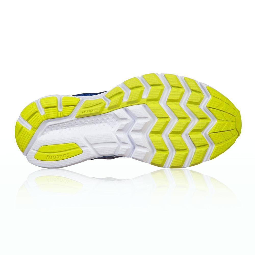 Saucony – Mujer Zealot Iso 3 Para Mujer Zapatillas De Running  – Aw17 Correr Azul/Azul Marino