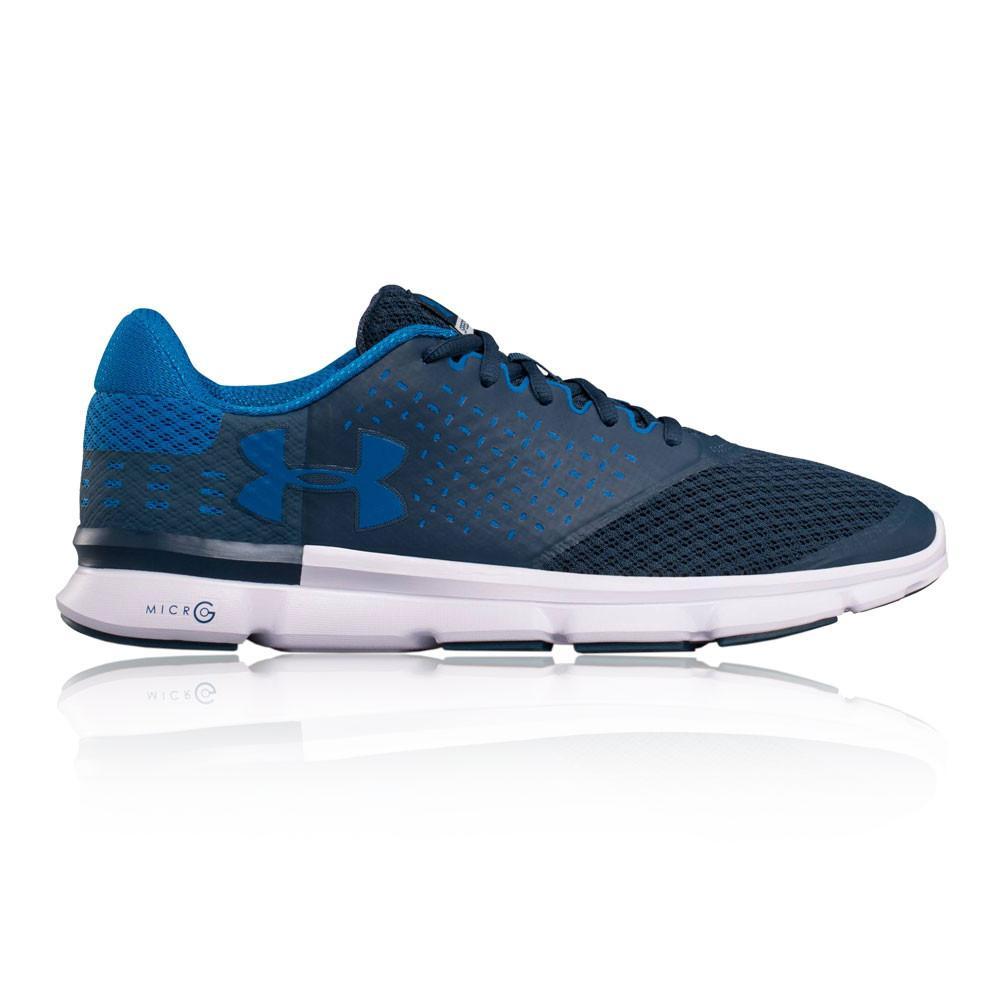 Under Armour – Hombre Micro G Speed Swift 2 Zapatillas De Running  – Aw17 Correr Azul