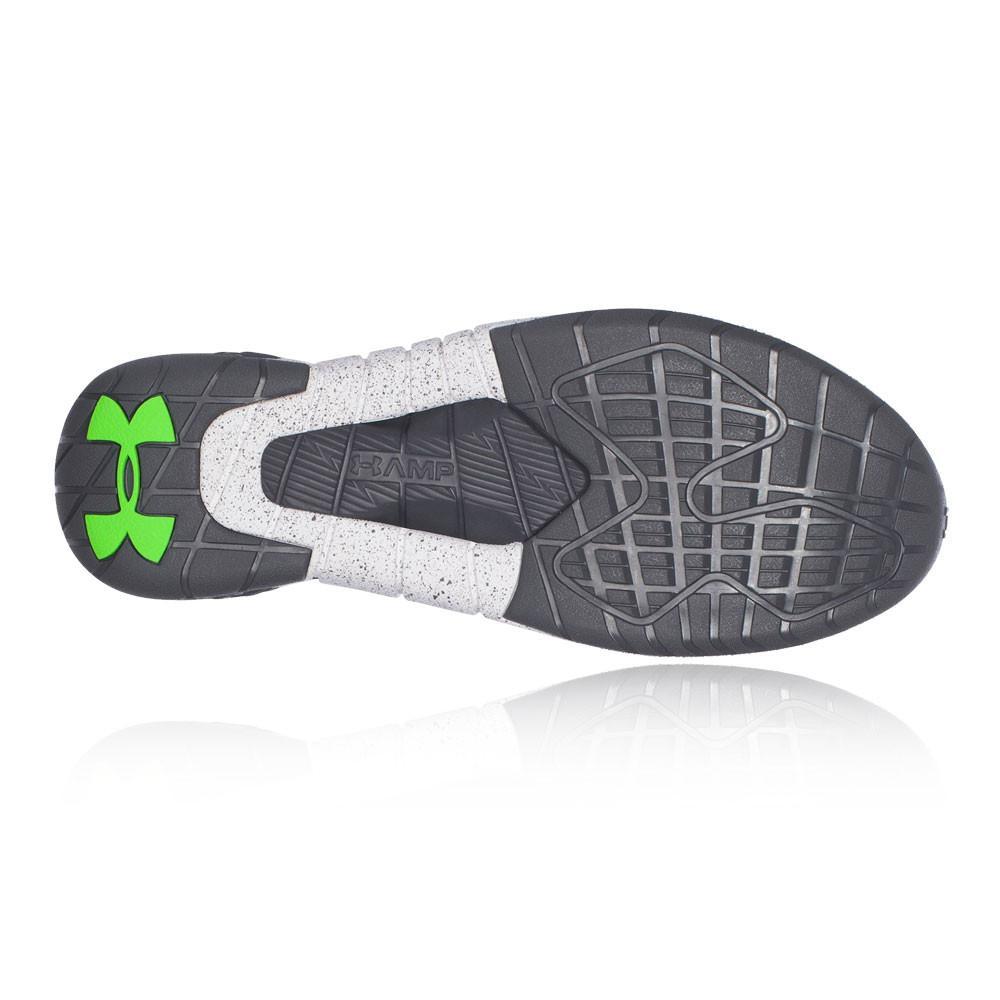 Under Armour – Hombre Speedform Amp Zapatillas De Training  – Ss17 Gimnasio Gris