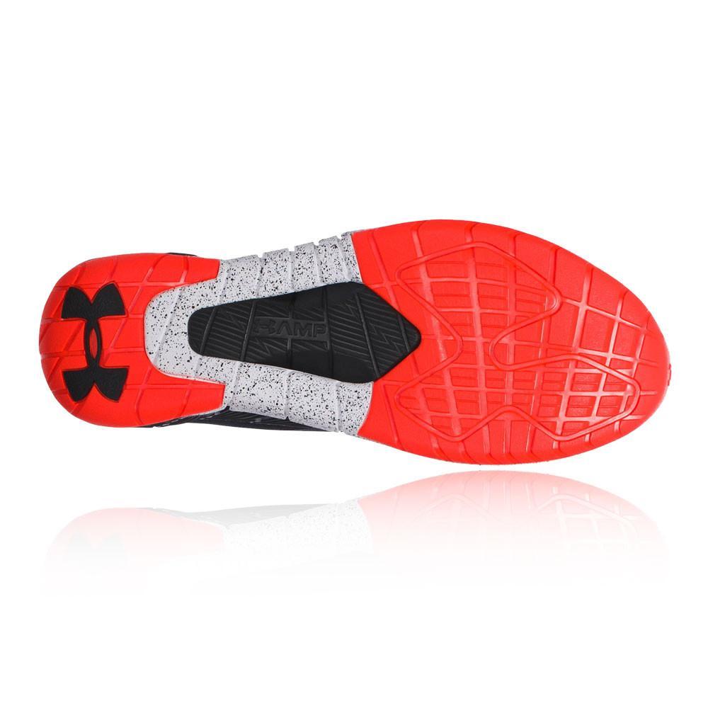 Under Armour – Hombre Speedform Amp Zapatillas De Training  – Ss17 Gimnasio Negro