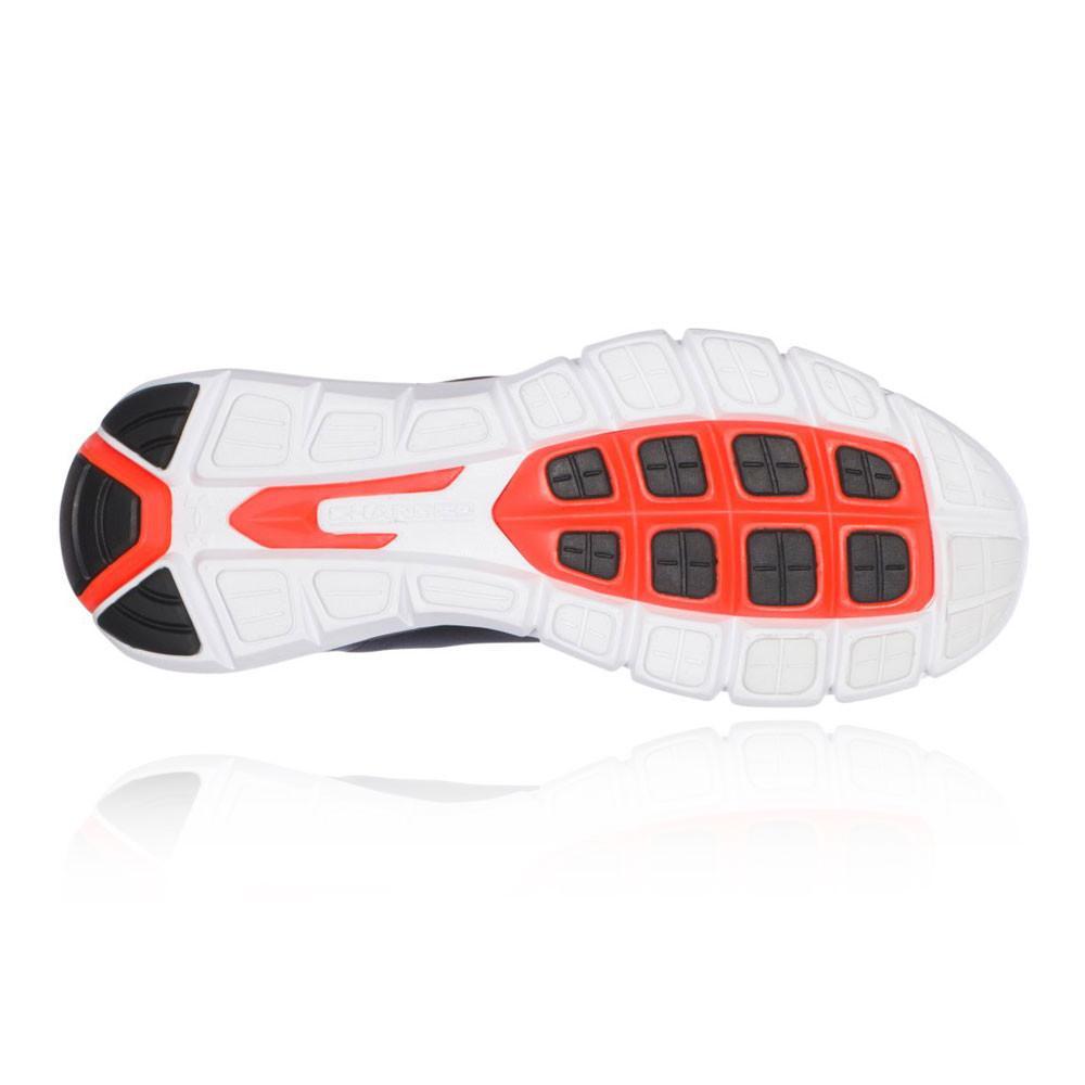 Under Armour – Hombre Speedform Fortis 2.1 Zapatillas De Running  – Ss17 Correr Negro