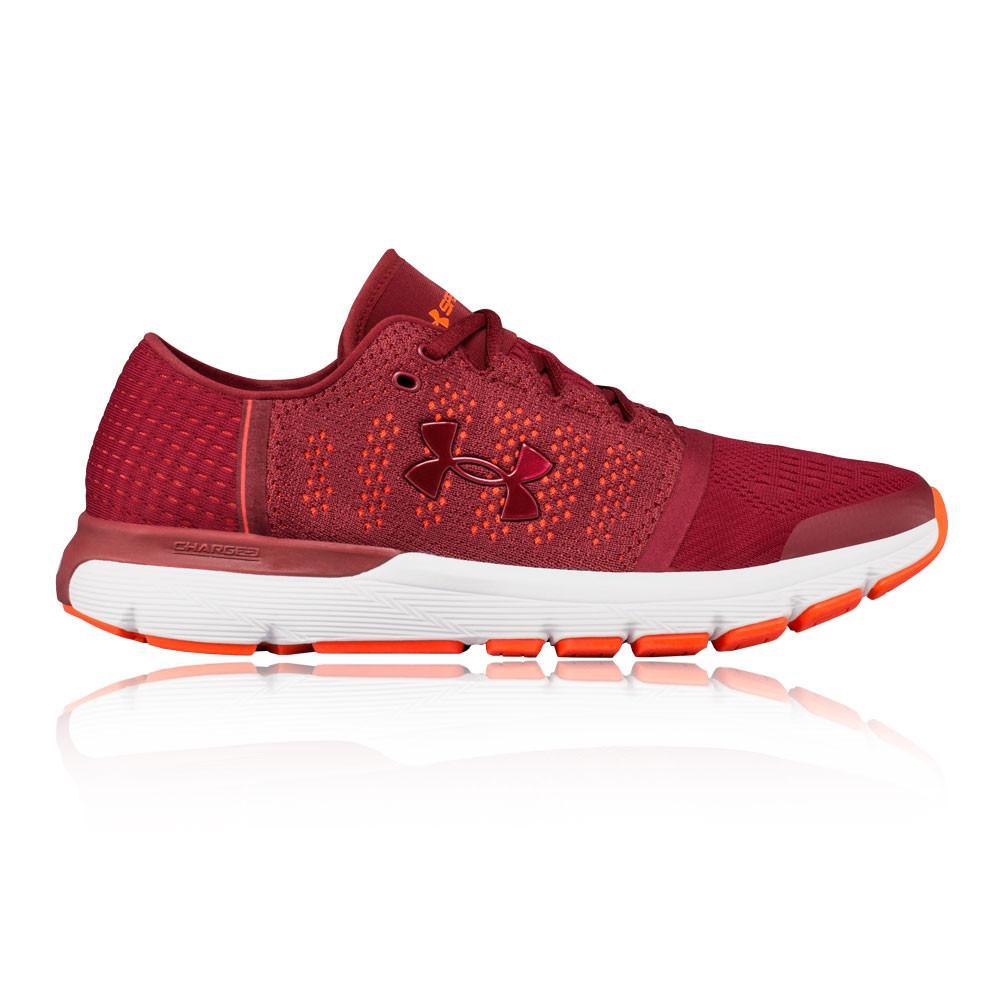 Under Armour – Hombre Speedform Gemini Vent Zapatillas De Running  – Ss18 Correr Rojo